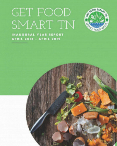 Click on the image above to view our Inaugural Report for Get Food Smart TN.